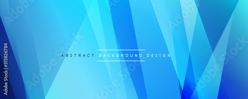 Fototapety, obrazy: Dynamic trendy simple fluid color gradient abstract background with line effects. Vector Illustration For Wallpaper, Banner, Background, Card, Book Illustration, landing page