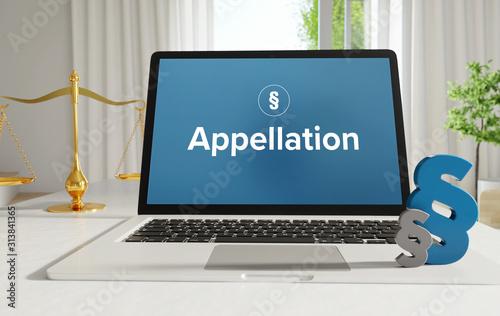 Photo Appellation – Recht, Gesetz, Internet