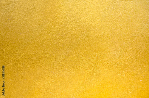 Photo Golden wall background