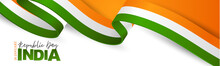 India Republic Day Banner Or H...