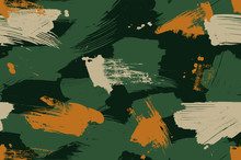 Brush Stroke Camouflage Repeat...