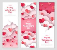 Happy Valentine's Day Vertical...