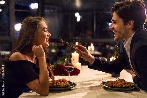 Fotografía Eat my love concept