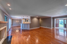 Open Floor Plan In Home For Sale
