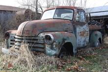 Chevy Truck 2020 III
