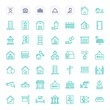 49 Icon Set Of real estate For Personal And Commercial Use...