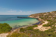 Pristine beaches and the rugged coastline of Yorke Peninsula, located west of Adelaide in South Australia