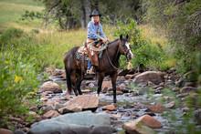 Cowgirl Creek Crossing