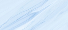Marble Rock Texture Blue Ink P...