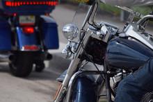 Harley Davidson Motorrad Hard Rocker