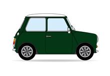 Britischer Oldtimer Kleinwagen
