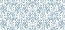 Floral Pattern. Vintage Wallpa...