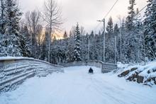 Oslo, Norway - Toboggan Track ...
