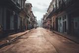 Fototapeta Uliczki - La Habana