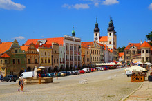 Old Telc Town