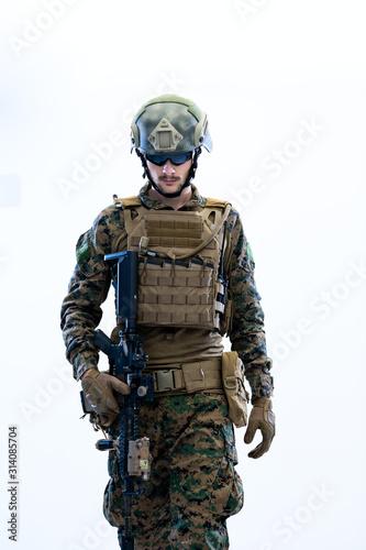 Cuadros en Lienzo soldier