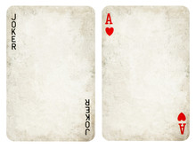 Vintage Playing Cards, Set Inc...
