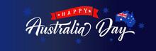 Happy Australia Day Elegant Le...