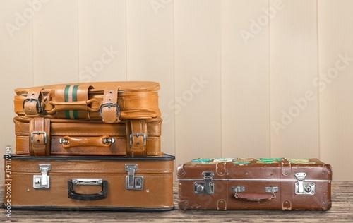 Fototapeta Baggage. obraz