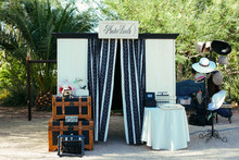 Large Photo Booth At Wedding E...