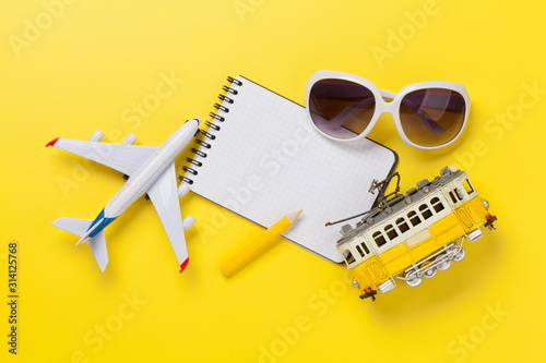 Fototapeta Travel concept obraz