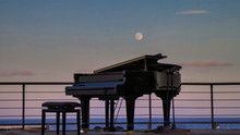 Grand Piano On An Evening With...