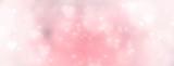 Streszczenie pastelowe tło z serca - koncepcja dzień matki, Walentynki, urodziny - wiosenne kolory - 314128565