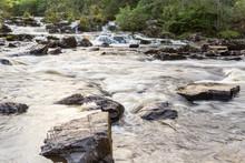 The Falls Of Dochart