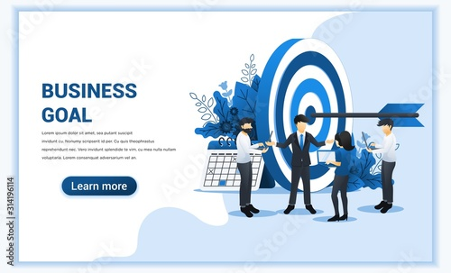 Fotografía Business concept design