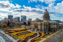 Boise Idaho - Capital Of The G...