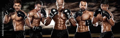 Photo  Boxing concept