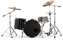 Studio Shot Of A Percussion Dr...