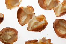Popovers Are Light Rolls Made With An Egg Batter.