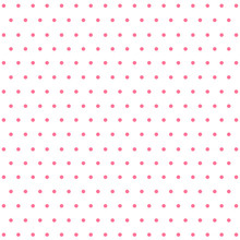Polka Dot Background. Red Dots