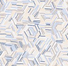 Pastel Abstract Geometric Seam...