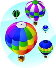Air Balloon Parade