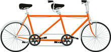 Doubles Bicycle