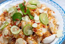 Spicy Seafood Thai Salad