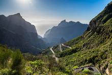 Spain, Tenerife, Twisting Adve...