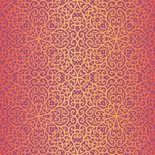A Seamless Vector Pattern With...