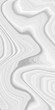 White background with texture of waves and curved lines for web design. A beautiful picture for the phone in 18:9 format, a stylish template for the cover.