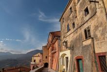 Scapoli, Isernia. Is An Italia...