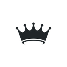 Crown Icon Template Color Edit...