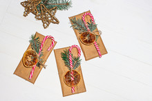 DIY Packing Of Sweet Gifts On ...