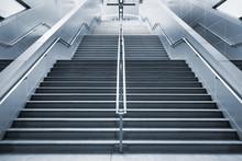 Staircase In Underground Passa...