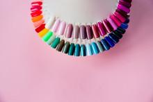 Polish For Fashion Manicure. S...