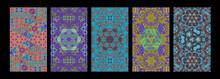 Set Of Complex Tessellation Pa...