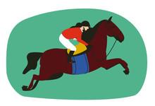 Equestrian, Derby Sport Flat H...