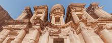 The Monastery (Al Deir) In The...