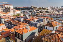 View From Porto Over Douro Riv...